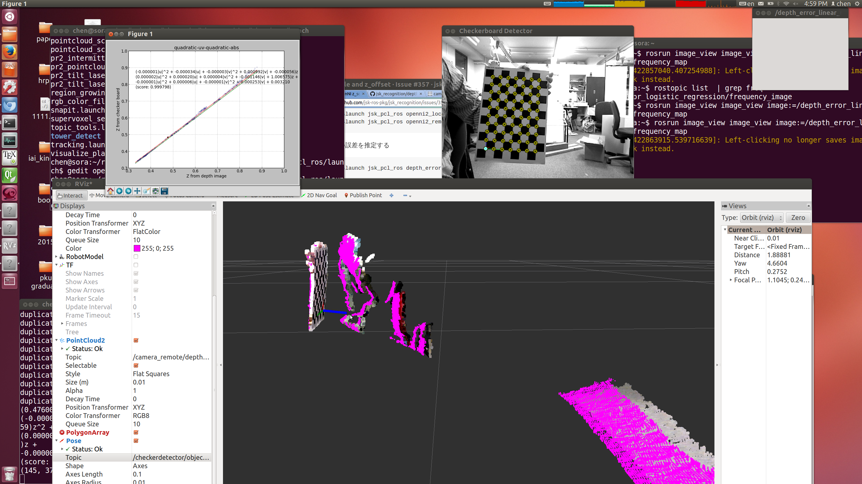 Depth Camera Calibration(Kinect,Xtion,Primesense) — jsk_recognition